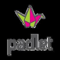 Logo di padlet