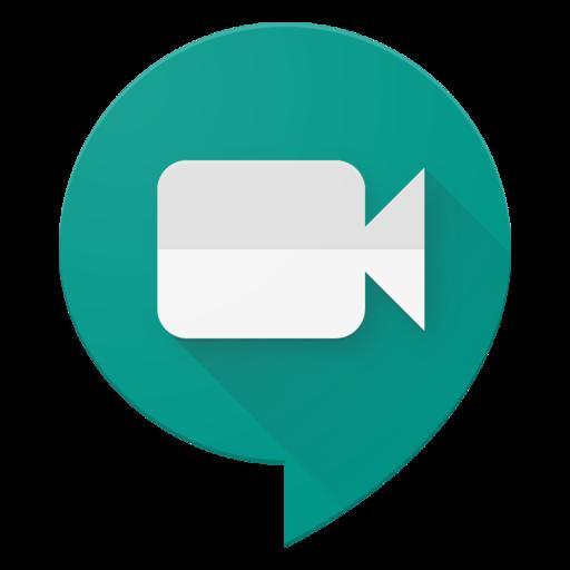 Logo di Hangouts Meet