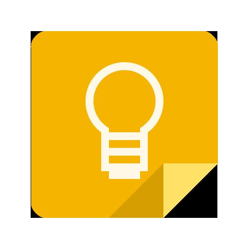 logo di google keep