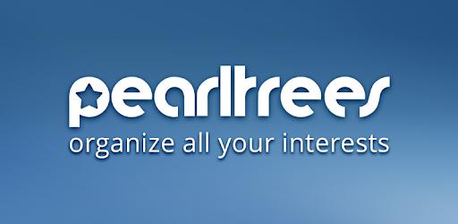 Logo e motto di pearltrees